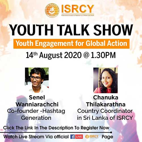 YOUTH TALK SHOW (FIRST EDITION)